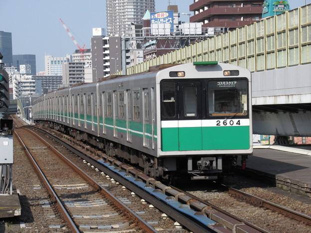 大阪市営中央線20系 2604F