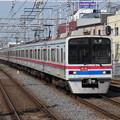 写真: 京成線3400形 3448F