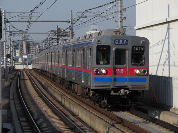 京成線3600形 3678F