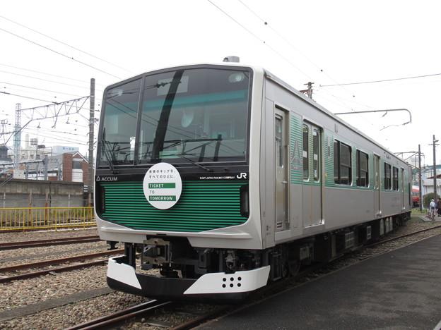 Photos: EV-E301系 V2編成