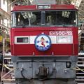 EH500-13【たすきリレー号HM】