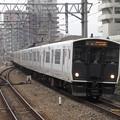 写真: 鹿児島線817系3000番台 V3001+V3002+R1106編成