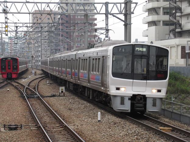 鹿児島線811系0番台 P6+P106編成