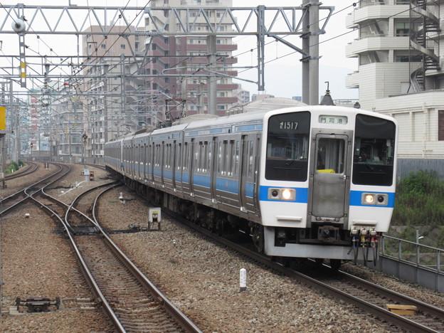 鹿児島線415系1500番台 FM1517+FM1509編成