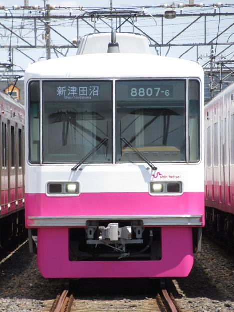新京成8800形 8807F