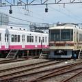 Photos: 新京成8814F・8809F 2並び