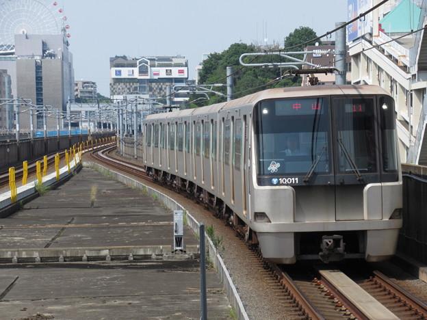 横浜市営グリーンライン10000形 10011F