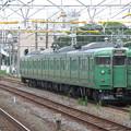 Photos: 草津線113系 C8編成