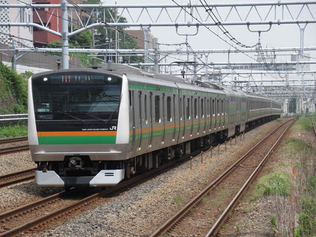 東海道線E233系3000番台 U625+U225編成