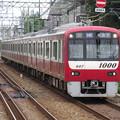写真: 京急線新1000形 1607F