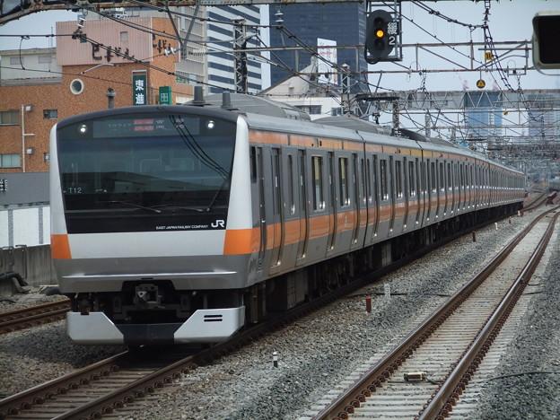中央快速線E233系0番台 T12編成