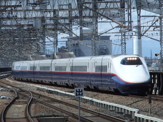 Photos: 長野新幹線E2系0番台 N2編成