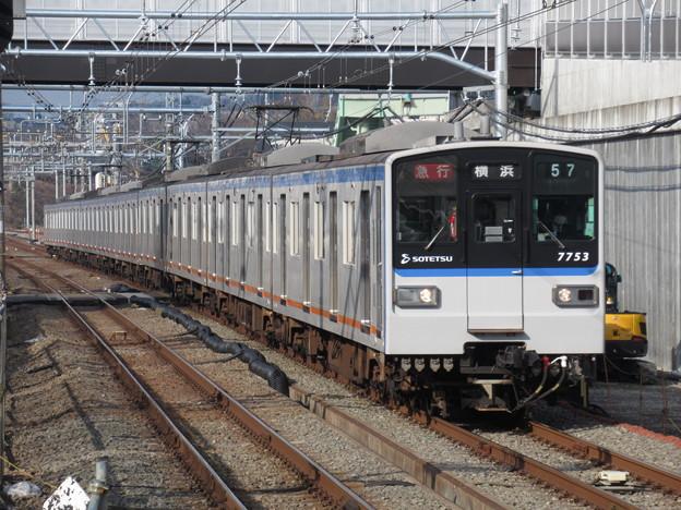 相鉄線新7000系 7753F