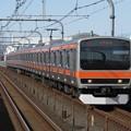 武蔵野線E231系0番台 MU2編成