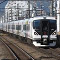 Photos: かいじE257系0番台 M-114編成