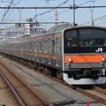 武蔵野線205系5000番台 M34編成