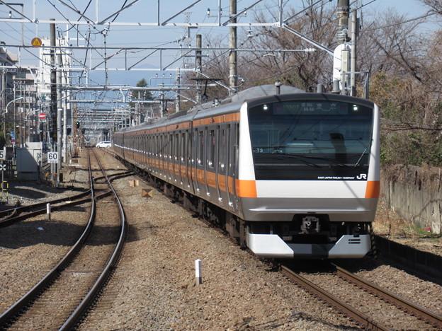 中央快速・青梅線E233系0番台 T3編成