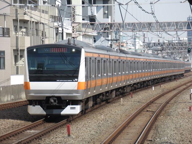 Photos: 中央快速線E233系0番台 T16編成