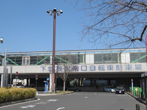 下曽根駅 南口