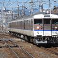 写真: 山陽線115系2500番台 R-02編成