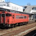 写真: 芸備線キハ40系 キハ40 2044