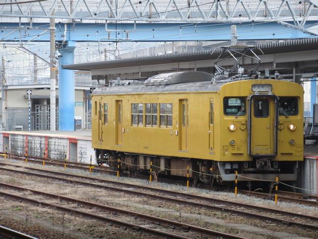 宇部線123系 U18編成(クモハ123-6)