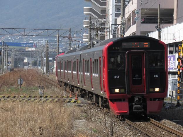 日豊線813系1100番台 R1109編成