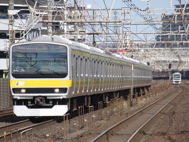 中央・総武緩行線E231系0番台 B29編成