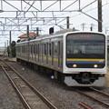 成田線209系2100番台 C405編成