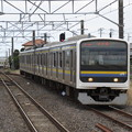 Photos: 成田線209系2100番台 C405編成