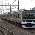 Photos: 成田線209系2100番台 C603編成