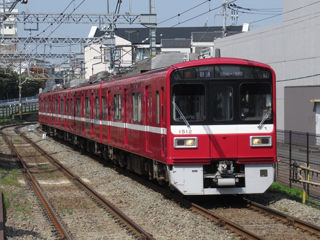 京急大師線1500形 1509F