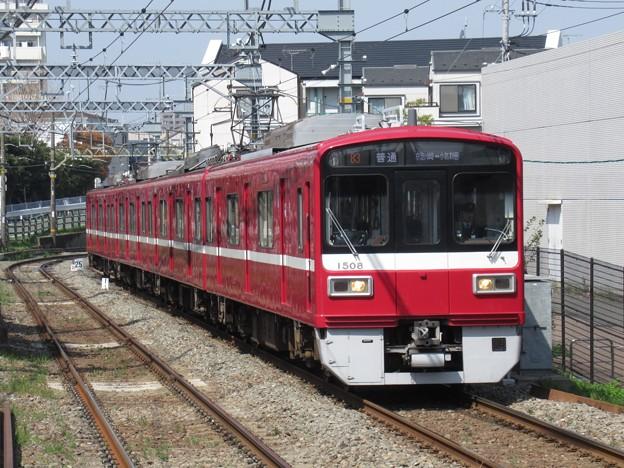 京急大師線1500形 1505F