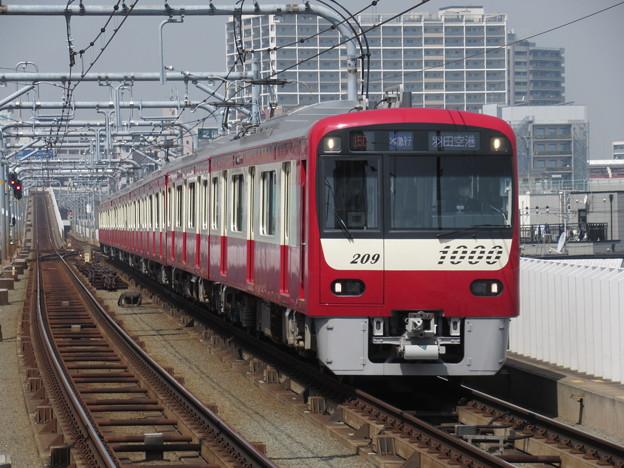 京急線新1000形 1209F