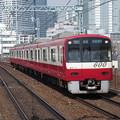 写真: 京急線600形 651F