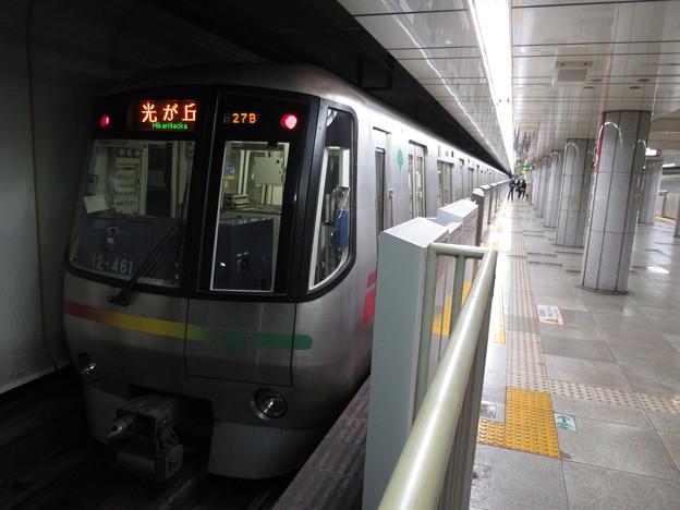 都営大江戸線12-000形 12-461F