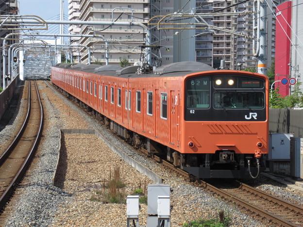 ゆめ咲線201系 LB2編成