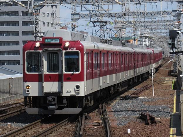 近鉄南大阪線6020系 6045F+6425F