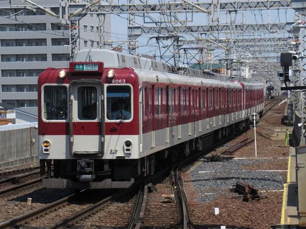 近鉄南大阪線6020系 6063F+6419F