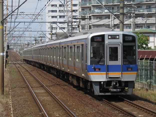 Photos: 南海線8000系 8011F+8009F