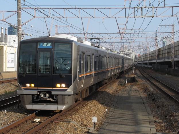 京都・神戸線321系 D35編成