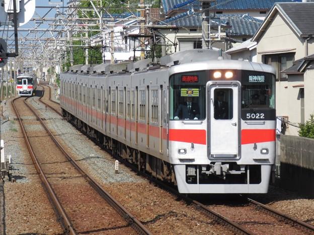 山陽電鉄5000系 5022F