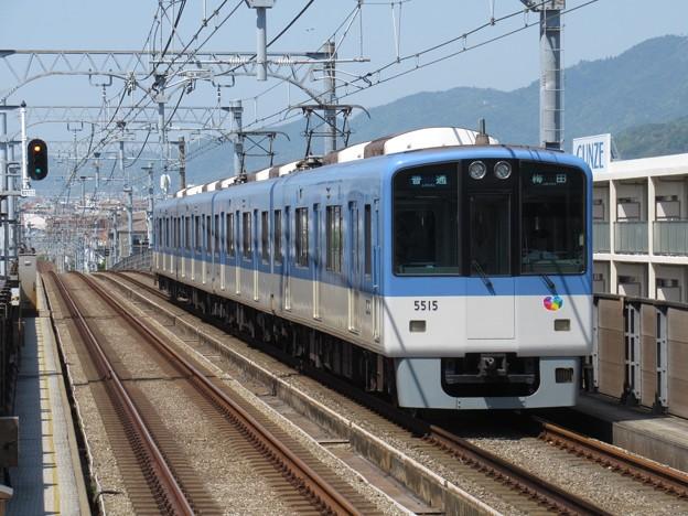 阪神線5500系 5515F
