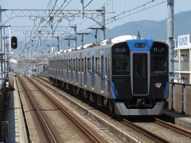 阪神線5700系 5701F