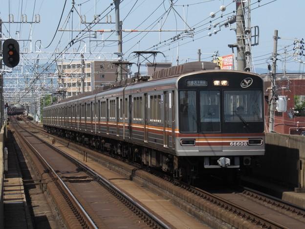 大阪メトロ堺筋線66系 66608F