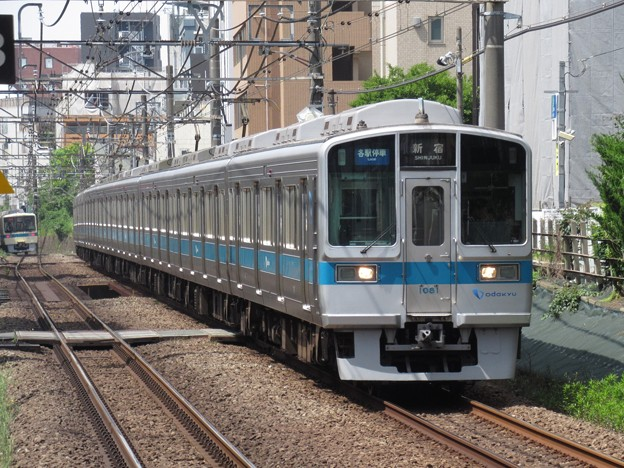 小田急小田原線1000形 1081F