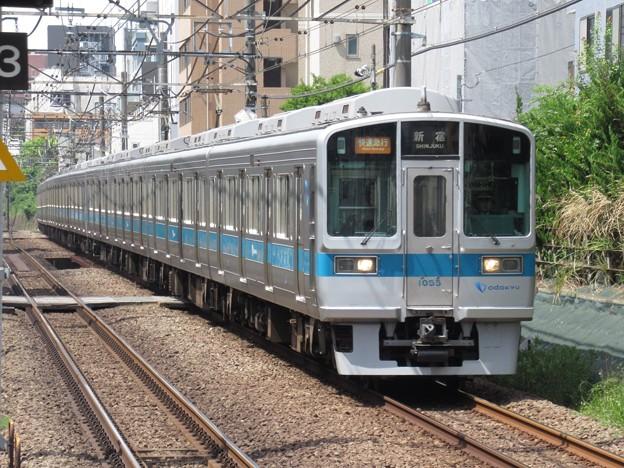 小田急小田原線1000形 1055F+1255F