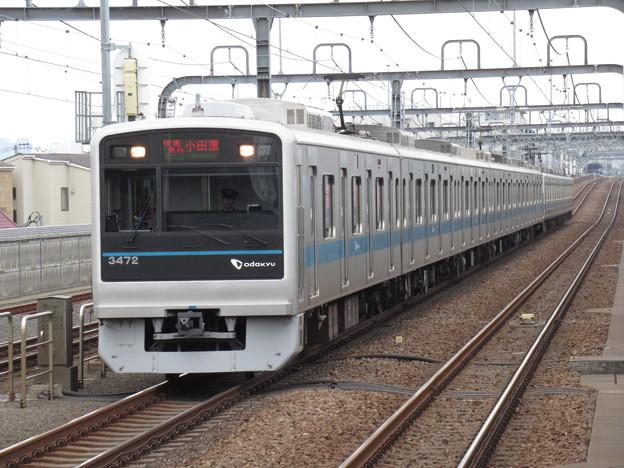 小田急小田原線3000形 3272F+1063F