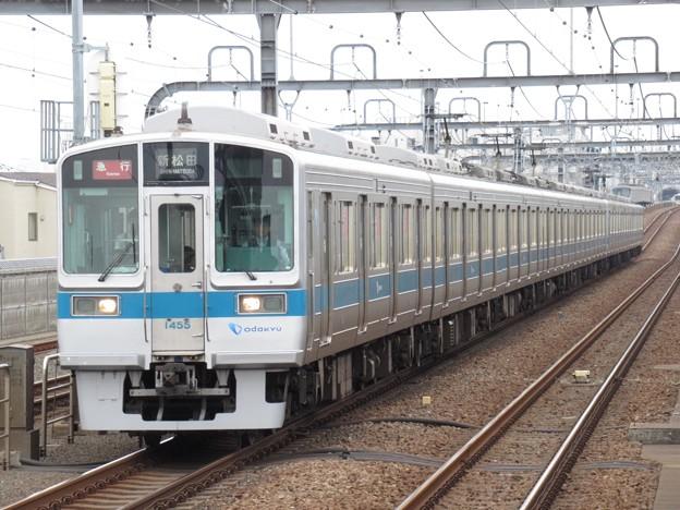 小田急小田原線1000形 1255F+1055F