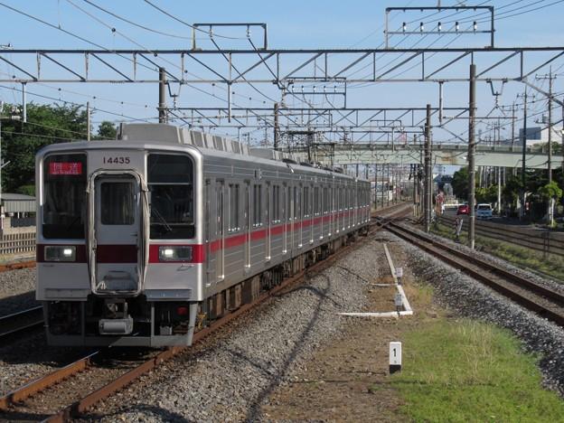 東武日光線10030系 11435F